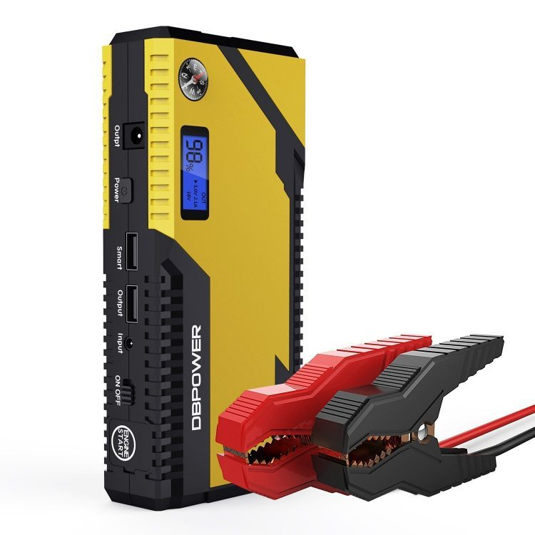 Portable Car Battery Jumper Star 94 3